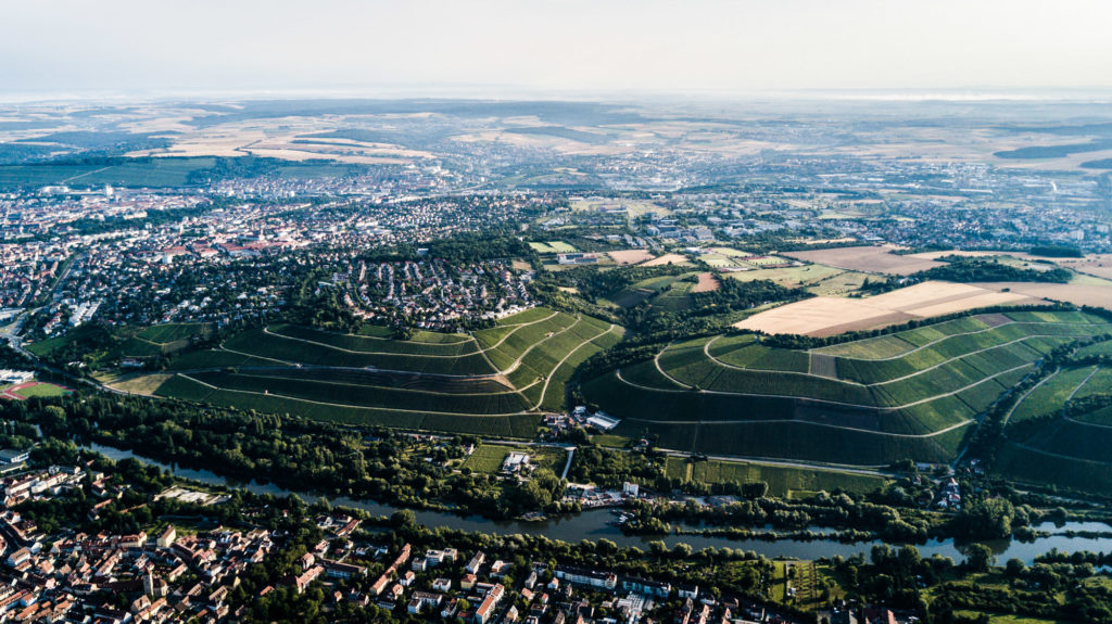 Luftaufnahmen Studio Wilkos Münster